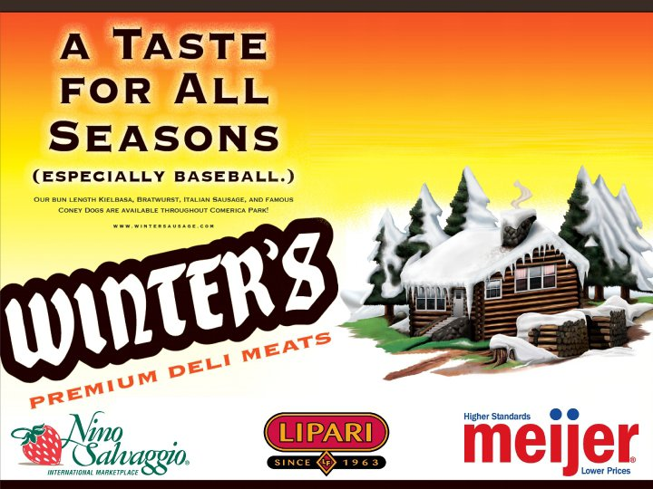 Winter Sausage Ad