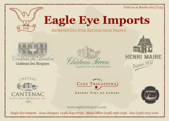 Eagle Eye Imports Ad