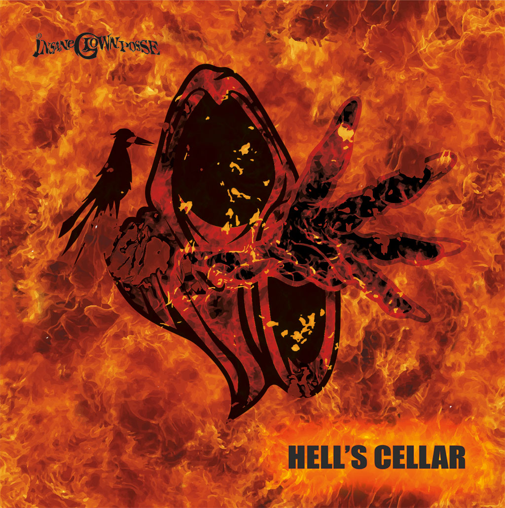 Insane Clown Posse Hell's Cellar Album Artwork