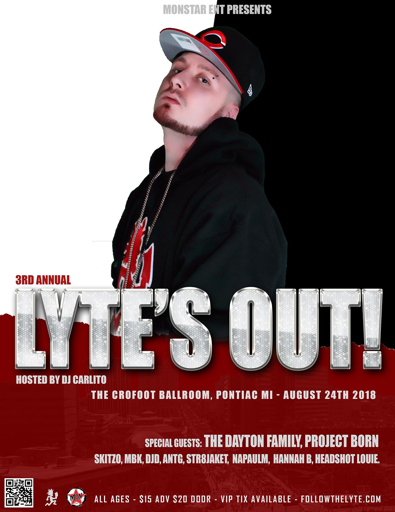 Lyte's Out Flyer 2018
