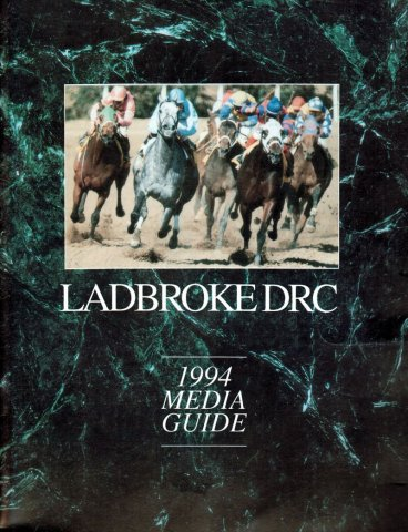 Ladbrook DRC 1994 Media Guide