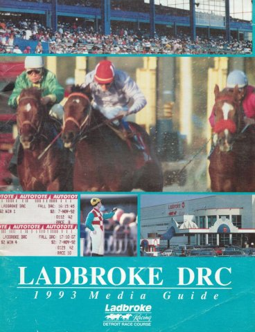 Ladbrook DRC 1993 Media Guide