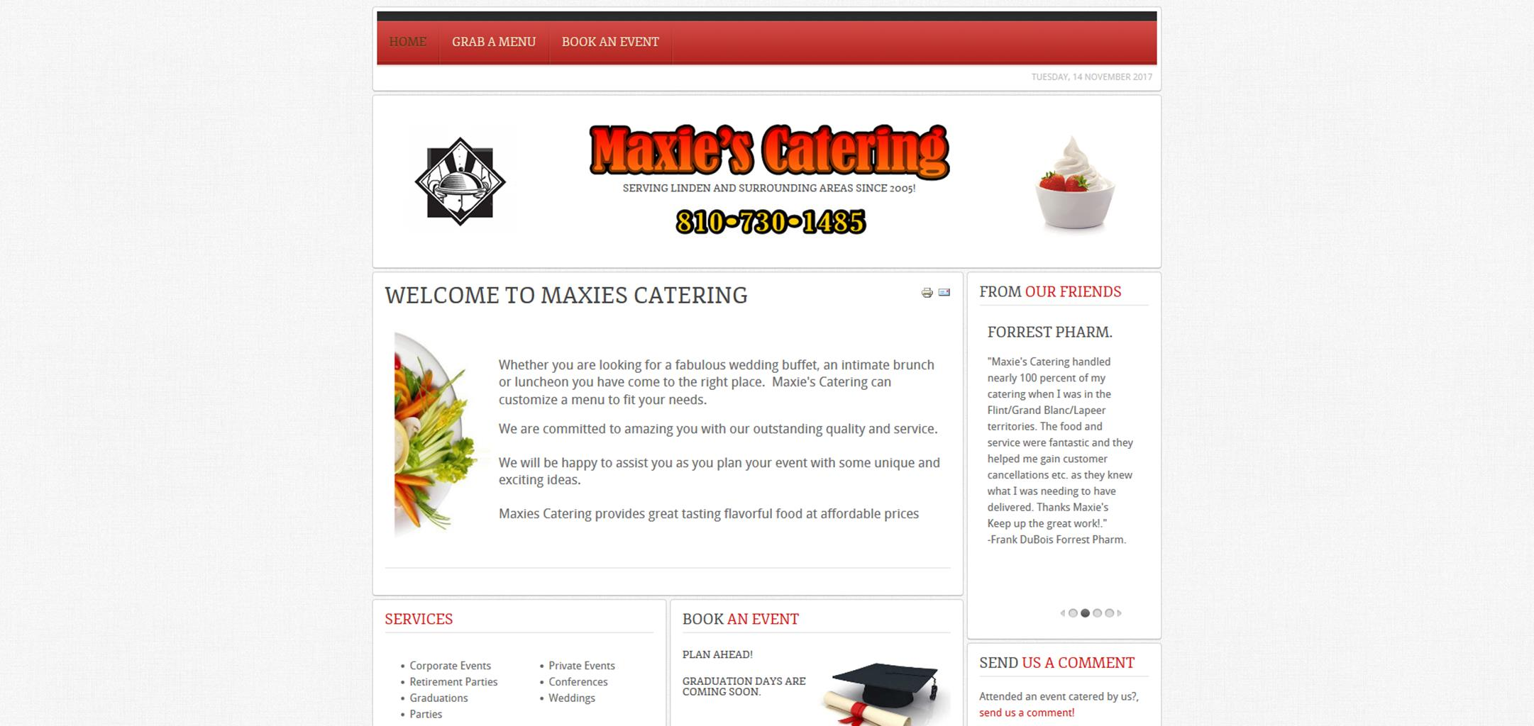 Maxies Catering